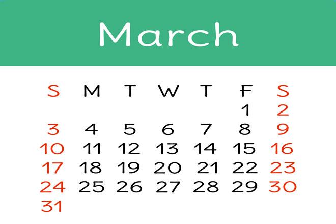 【3月の開運カレンダー】28日は物ごとを始める最高の吉日、新たな目標も見つけられそう!