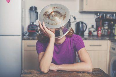 【心理テスト】吹きこぼれそうなお鍋の中身は? 答えでわかる行き詰ったときの打開策