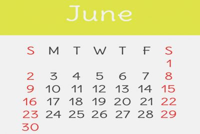 【6月の開運カレンダー】6/13・25は副業スタートに吉!