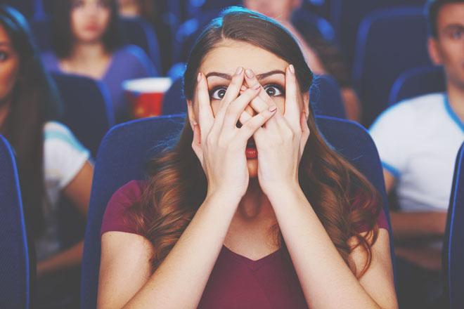 【心理テスト】怖いと思うホラー映画でわかる、認めたくない自分