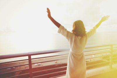 【開運作法/第1回】朝はしっかり洗顔&太陽に感謝して