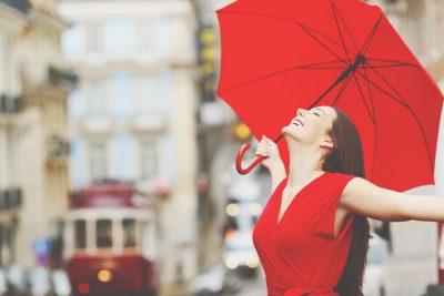 九星別【梅雨を乗り切る開運行動】三碧木星は自分を褒める!