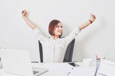 【開運作法/第5回】仕事終わりに机をキレイにすることで、翌日のモチベーションアップ!