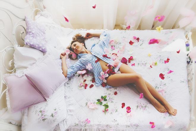 血液型【2019年夏の開運アクション】O型はベッドルームを癒やしの空間にチェンジ!