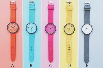 【心理テスト】好きな時計はでわかる、この夏の過ごし方