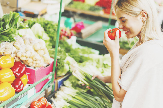 【開運作法/第13回】食べもので運気が変わる、食材の「気」を意識しよう!
