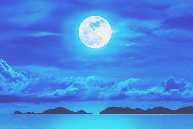 10月14日は牡羊座の満月 イライラを手放して、純粋な生命力を手に入れよう!