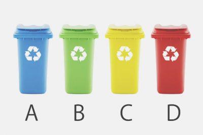 【心理テスト】選んだゴミ箱の色でわかる、あなたが手放すべきもの