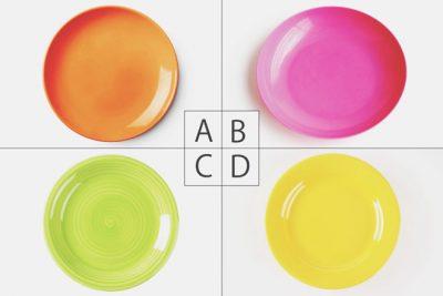 【心理テスト】ケーキのお皿の色でわかる、あなたを支えている愛