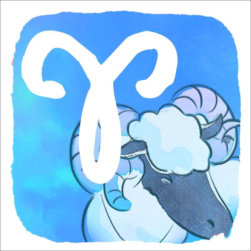 牡羊座の今日の運勢