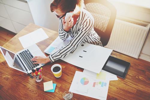 【心理テスト】職場の机の状態でわかる、仕事へのやる気をゼロにする不満ポイント