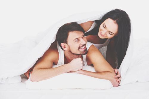 血液型【お家デート】あるある O型は1日中ベッドでイチャイチャ!